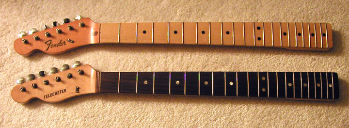 dating fender telecasters